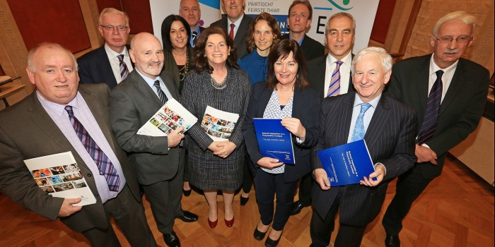 Minister for Education for Northern Ireland launches report on Polycentric Inspection